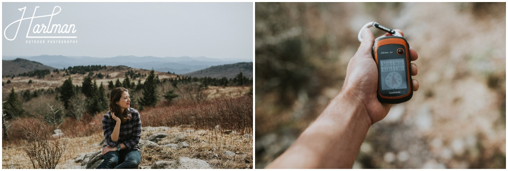 Grayson Highlands Virginia Engagement Session_0031