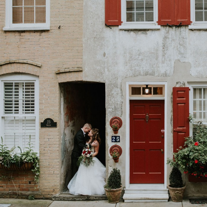 Heather + Casey  | Charleston Wedding