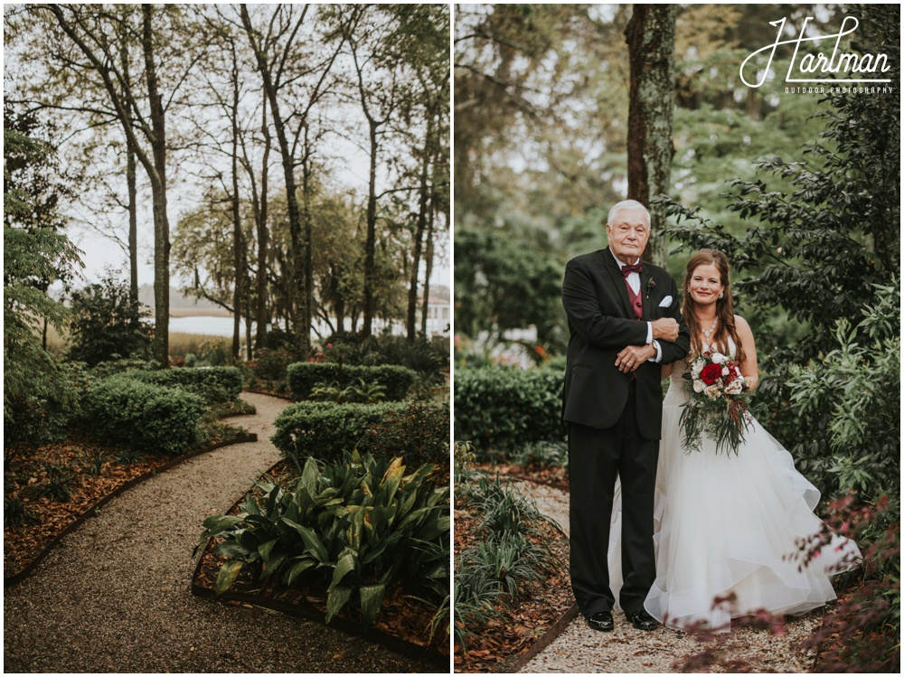 Middleton Place Outdoor Wedding Ceremony _0088