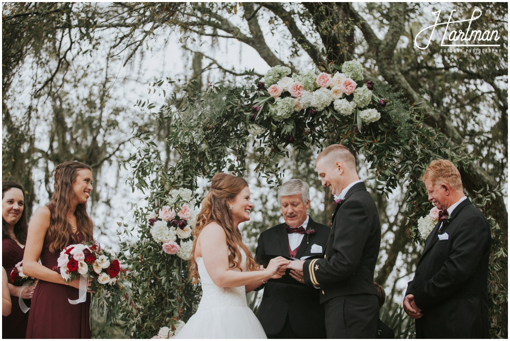 Middleton Place Outdoor Wedding 0097