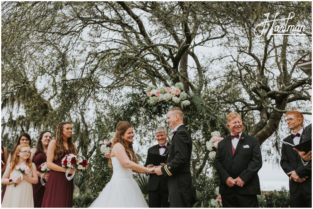 Middleton Place Charleston Outdoor Wedding 0098