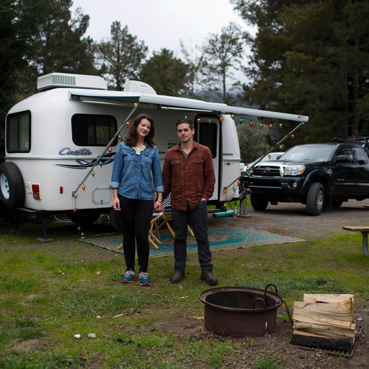 Our Transition into Camper Life