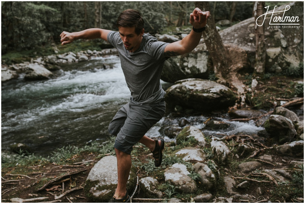Smoky Mountains Adventure Photography Session _0028