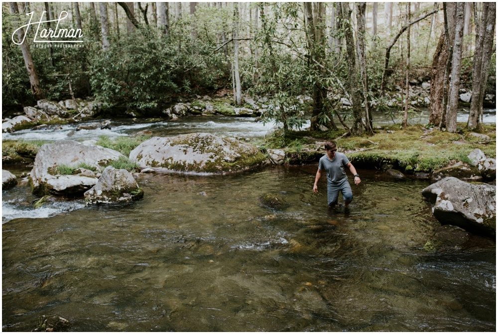 Great Smoky Mountains National Park Elopement _0029