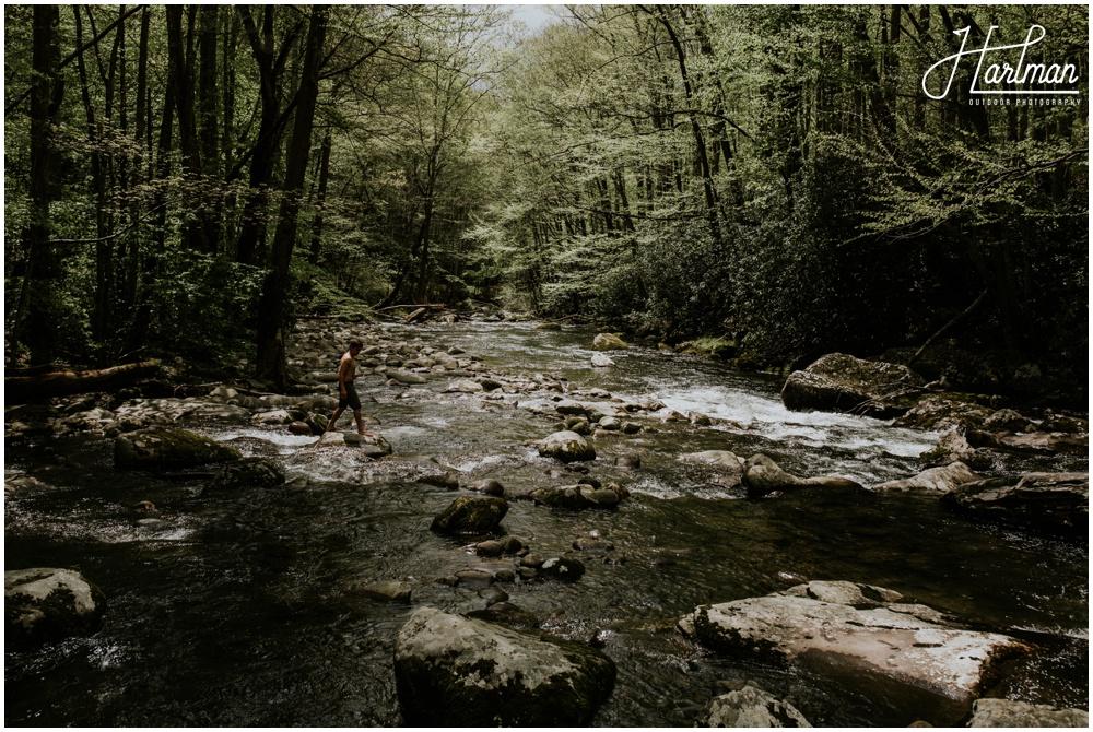 Smoky Mountains Adventure Wedding Photographer_0035