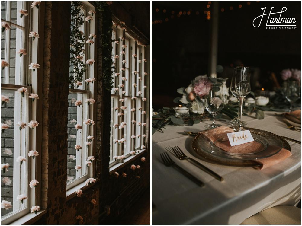 Asheville Glamorous Wedding _0071