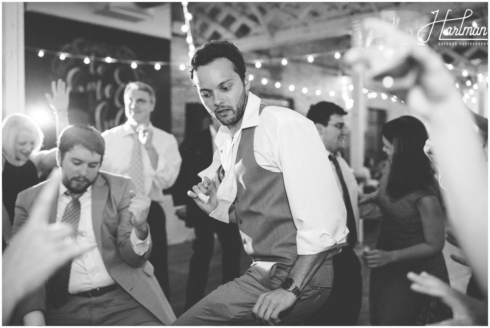 Asheville Barn Wedding _0085
