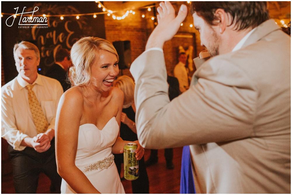 Asheville Barn Wedding _0089
