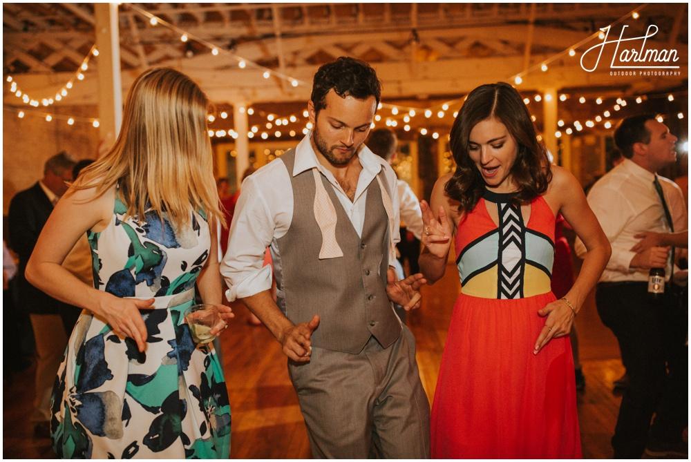 Asheville Barn Wedding _0090
