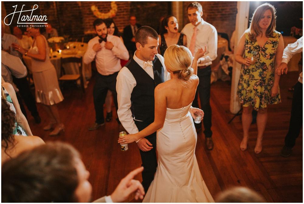 Asheville Barn wedding Photographer_0097