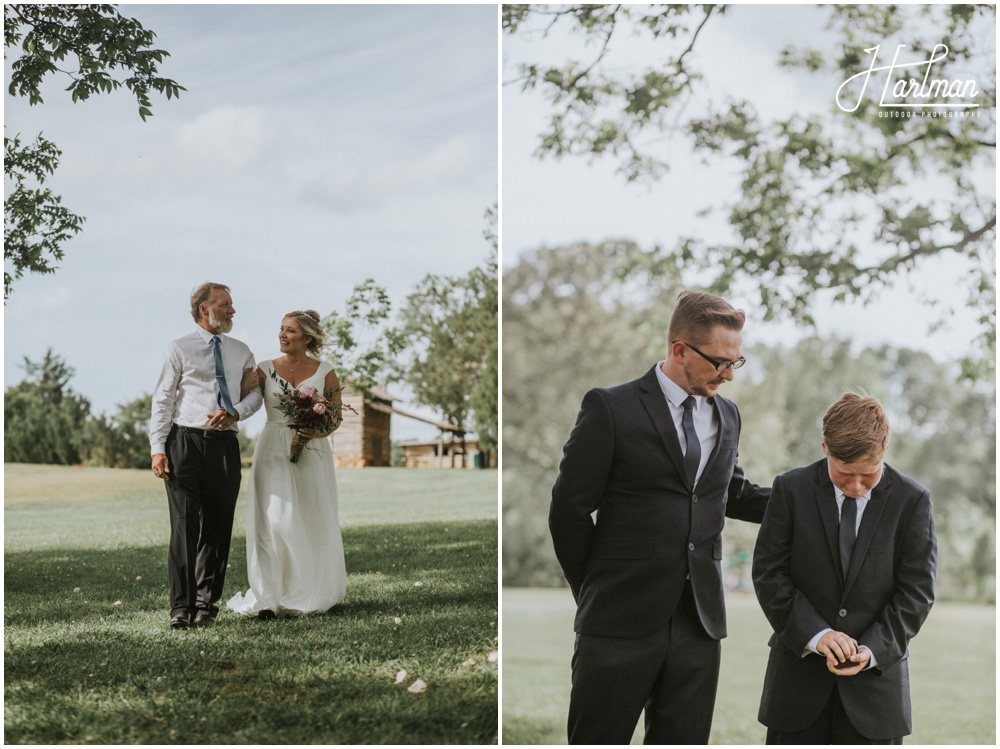 Boone North Carolina Photojournalist Wedding Photographer _0014
