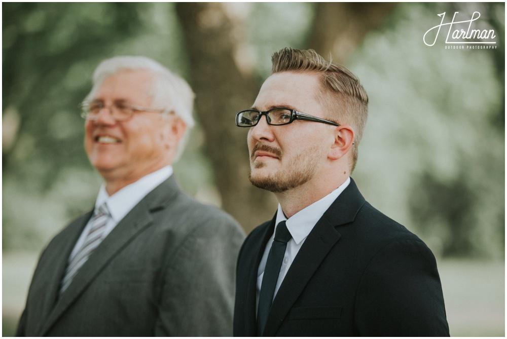Boone North Carolina Outdoor Wedding Photographer 0016