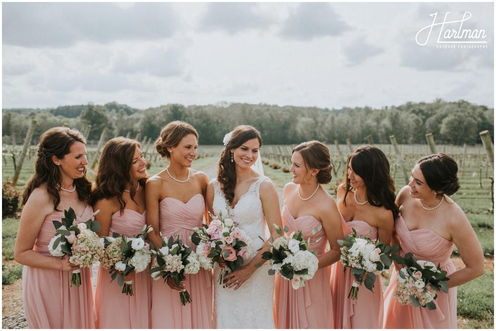 North Carolina Vineyard Wedding Venue _0021