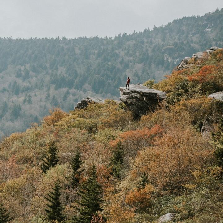 Rough Ridge Hike | Boone, North Carolina
