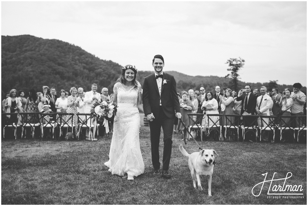Claxton Farm Asheville Outdoor Wedding _0049