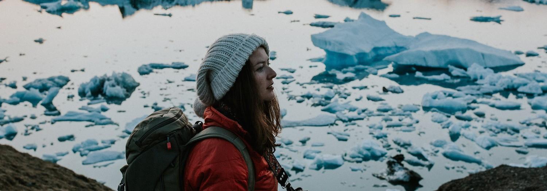 Iceland | Morning at Jökulsárlón Glacier Lagoon