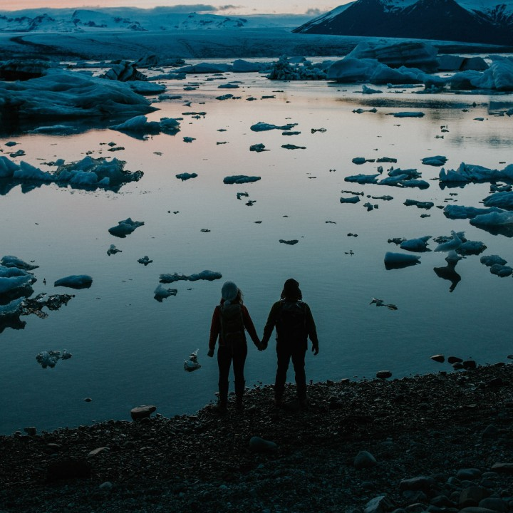 Iceland | Driving to Jökulsárlón Glacier Lagoon