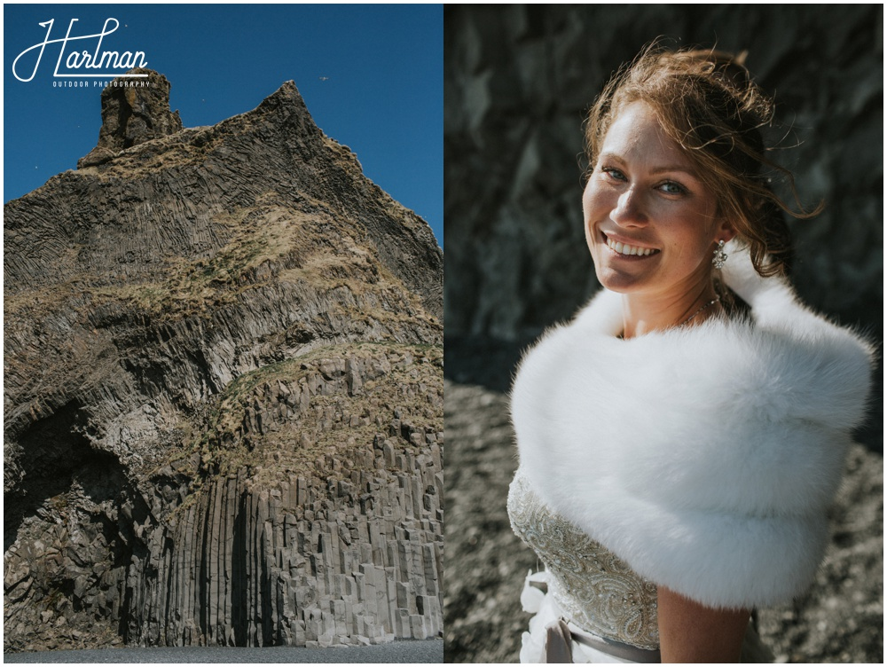 Iceland Black Sand Beach Wedding_0041