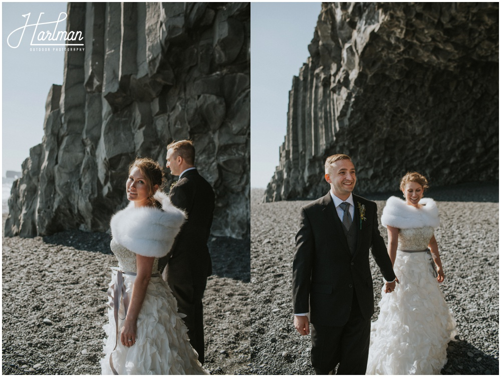 Vik South Iceland Wedding _0046