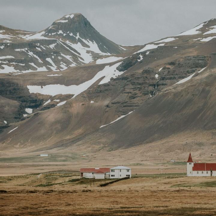 Iceland   Hotel Budir to Borgarnes