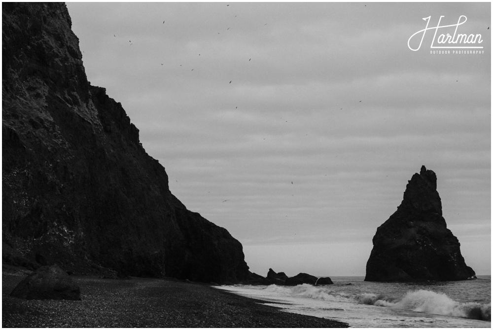 Iceland Wedding Black Sand Beach_0010