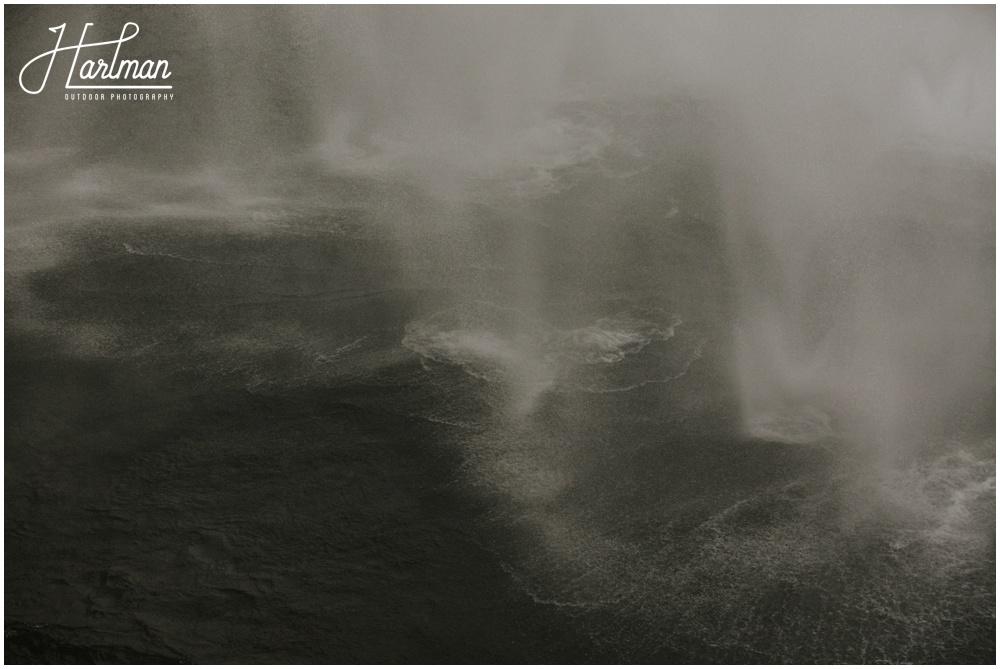 Wedding Under Waterfall Iceland _0013