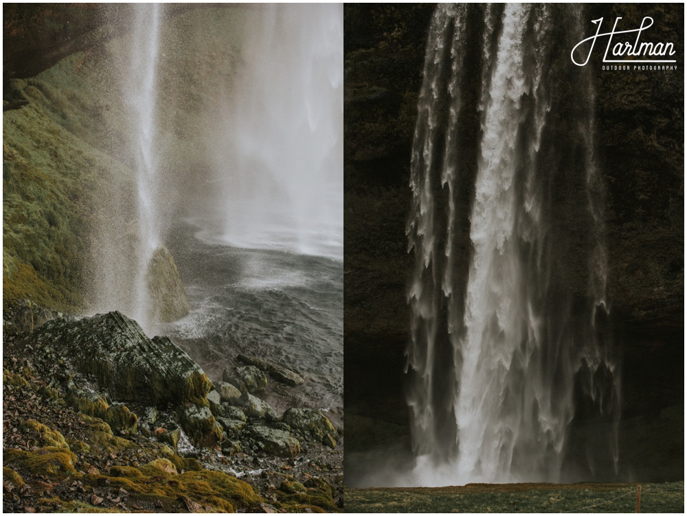 South Iceland Waterfall Wedding _0019