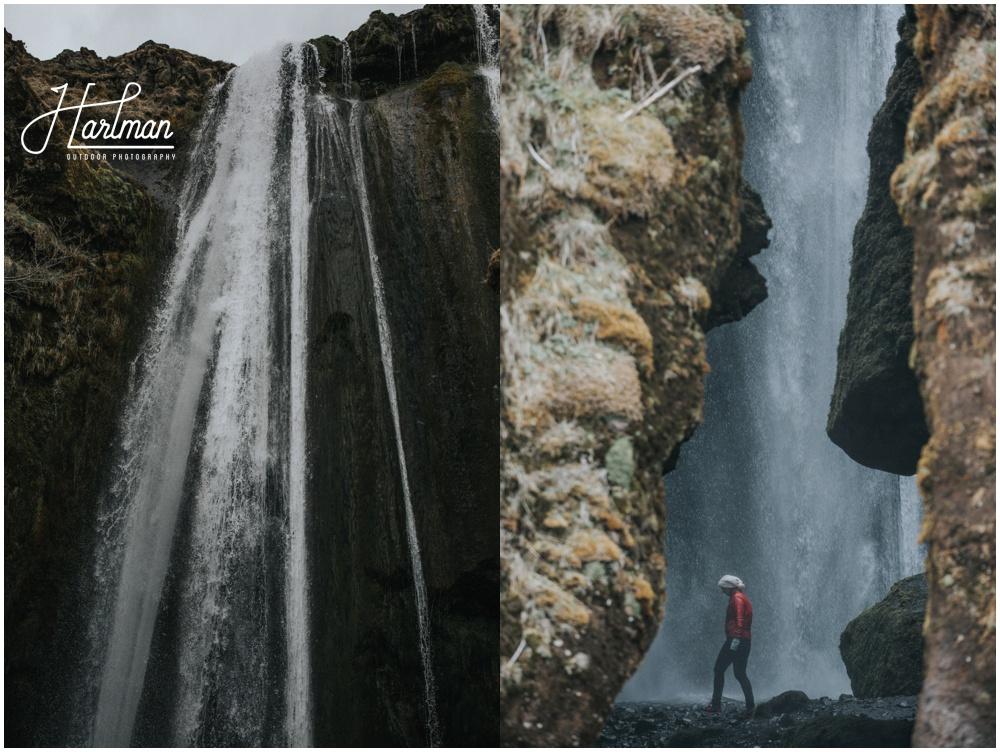 GLJUFRABUI Wedding under waterfall Iceland _0029
