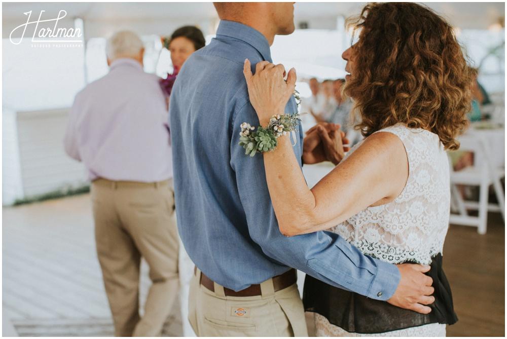 Bohemian North Carolina Wedding _0052