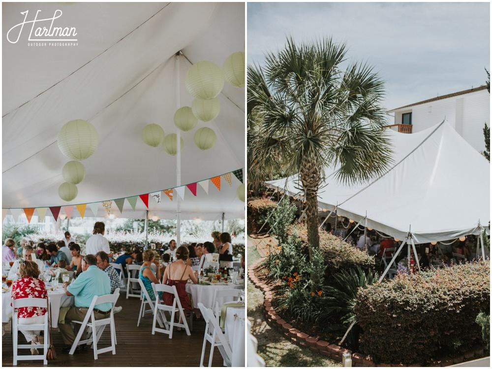 Sanderling Resort Wedding Reception _0054