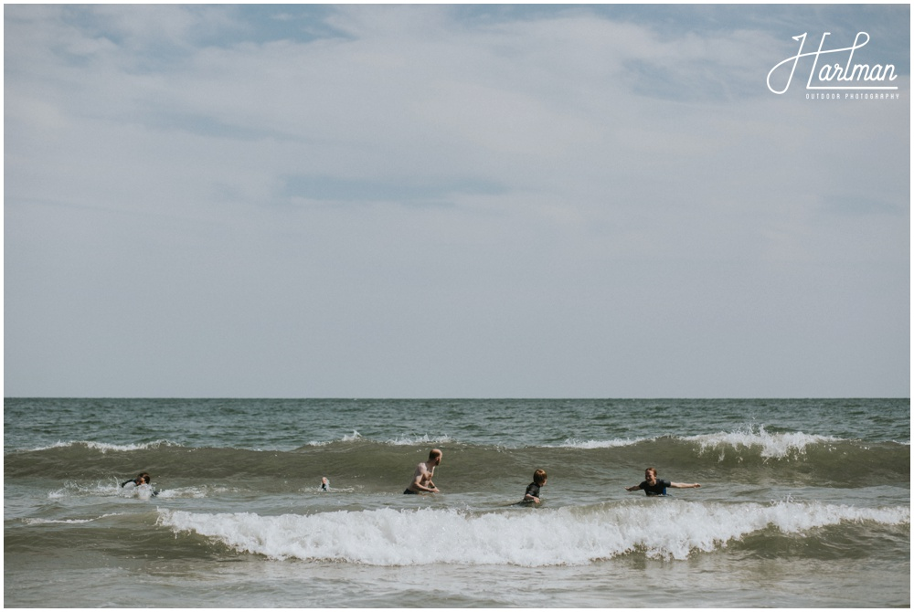 Ocracoke Beach Wedding _0094