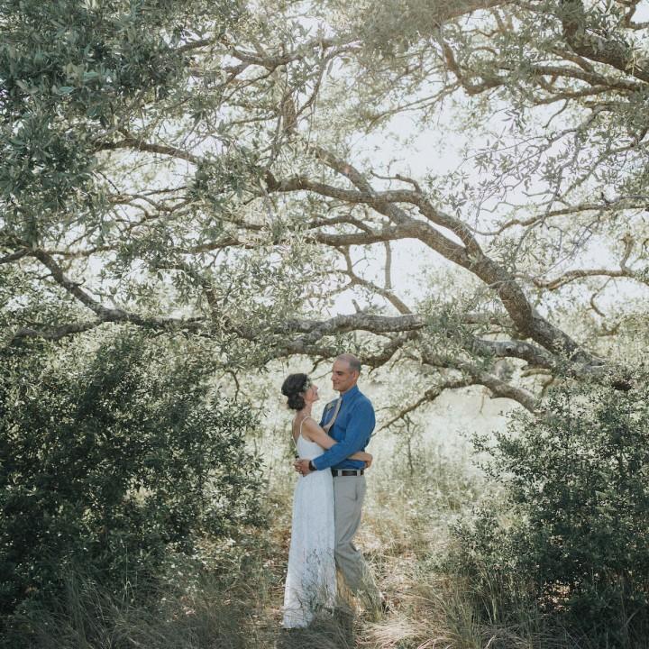 Rachel + Paul | Free-Spirited Beach Wedding