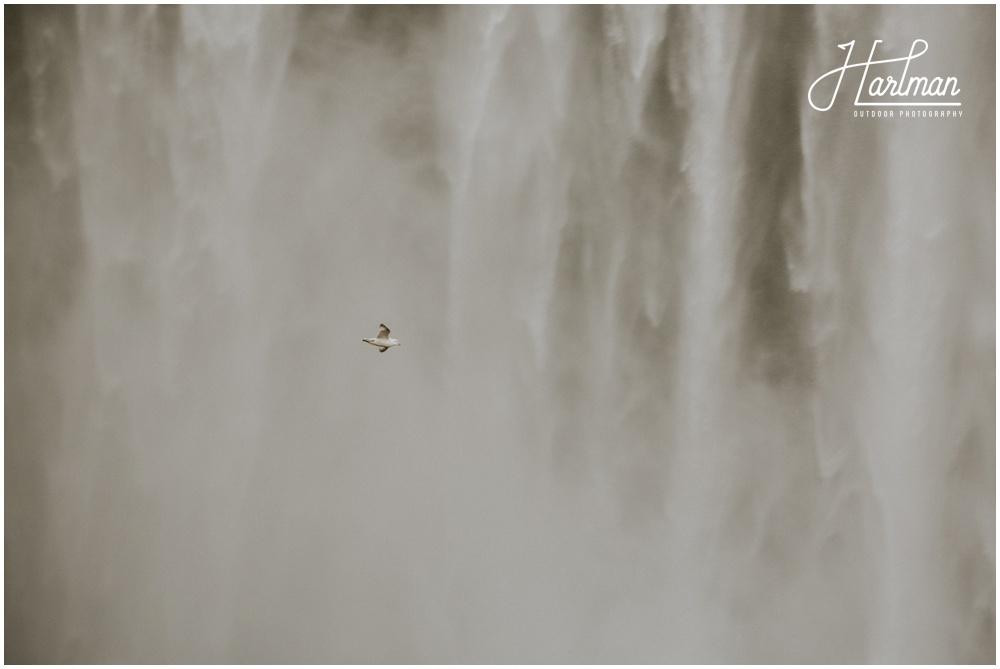 Skogafoss Waterfall _0005