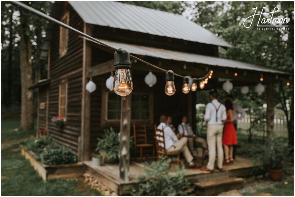 Asheville North Carolina Cabin Wedding _0056
