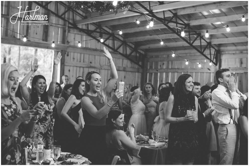 North Carolina Barn Wedding _0068