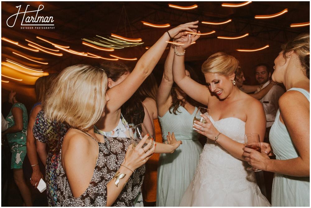 Asheville North Carolina Barn Wedding _0073
