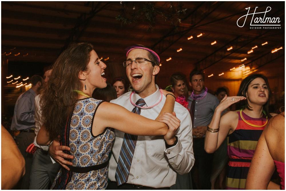 Asheville North Carolina Barn Wedding _0084