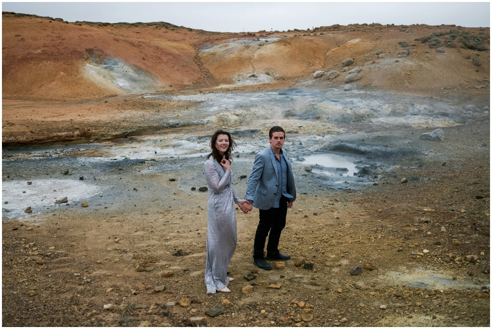 Iceland Geothermal Engagement Session
