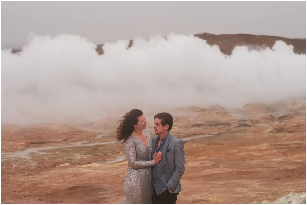 Iceland Vow Renewal