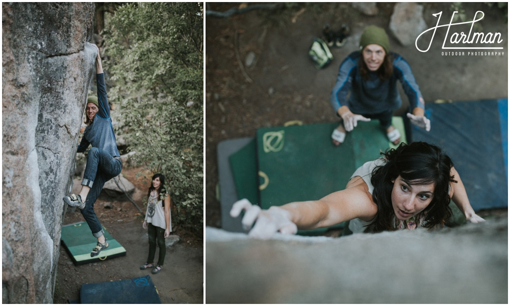 Leavenworth WA Rock Climber Engagement Session _0032