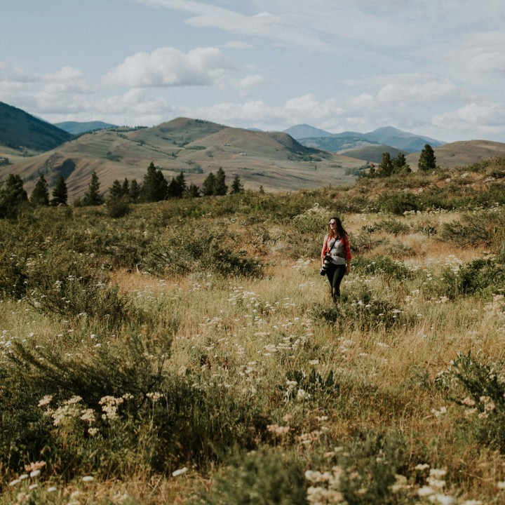 Washington State | Mt Patterson Hike at Sun Mountain Lodge