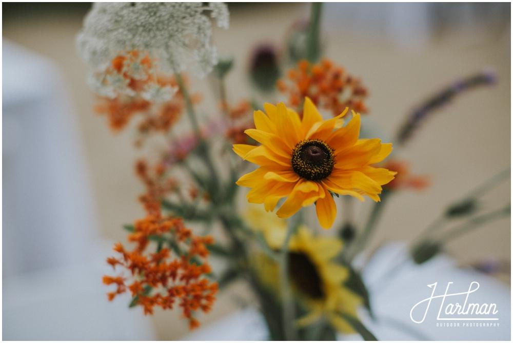 Handpicked Wildflowers Wedding centerpieces _0013