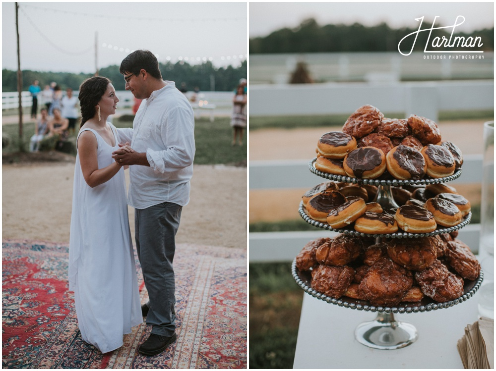 North Carolina Farm Barn Wedding _0045