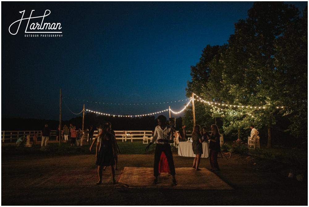 North Carolina Outdoor Farm Wedding _0053