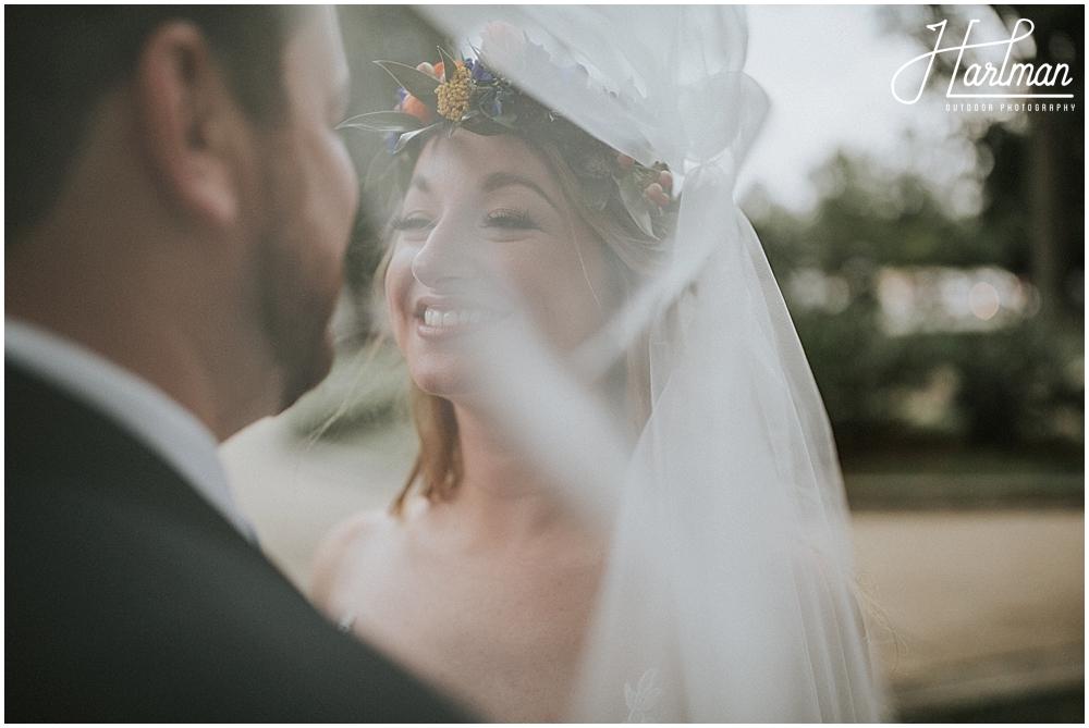 Biltmore Estate outdoor wedding ceremony _0069