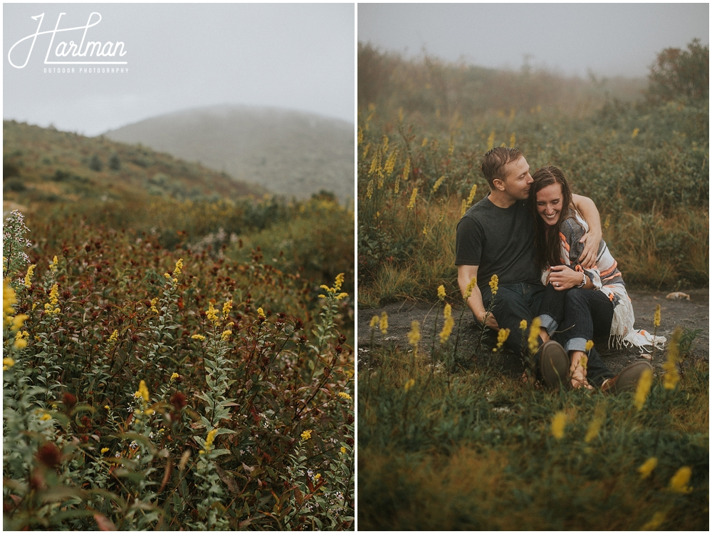 shining rock wilderness elopement _0061