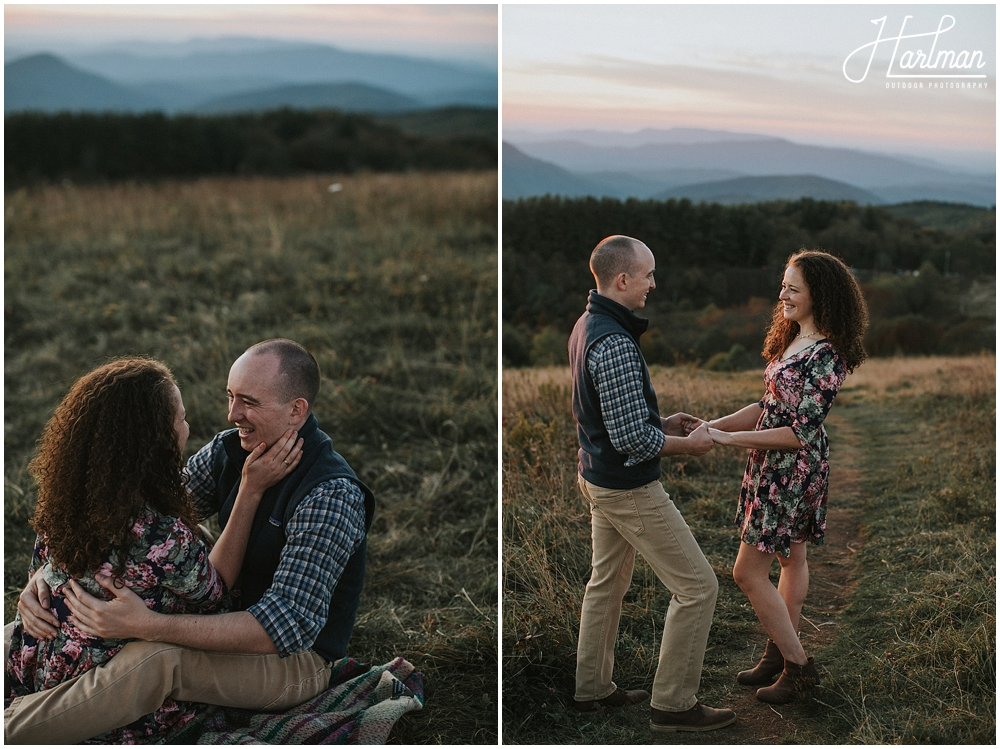 wedding photographer hot springs nc