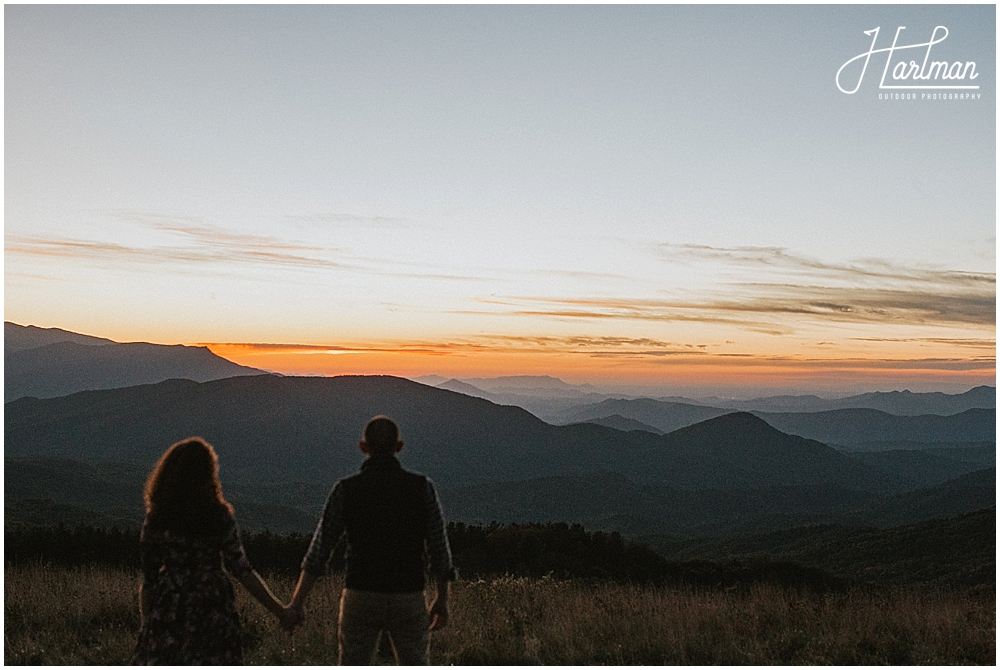 max patch mountain engagement
