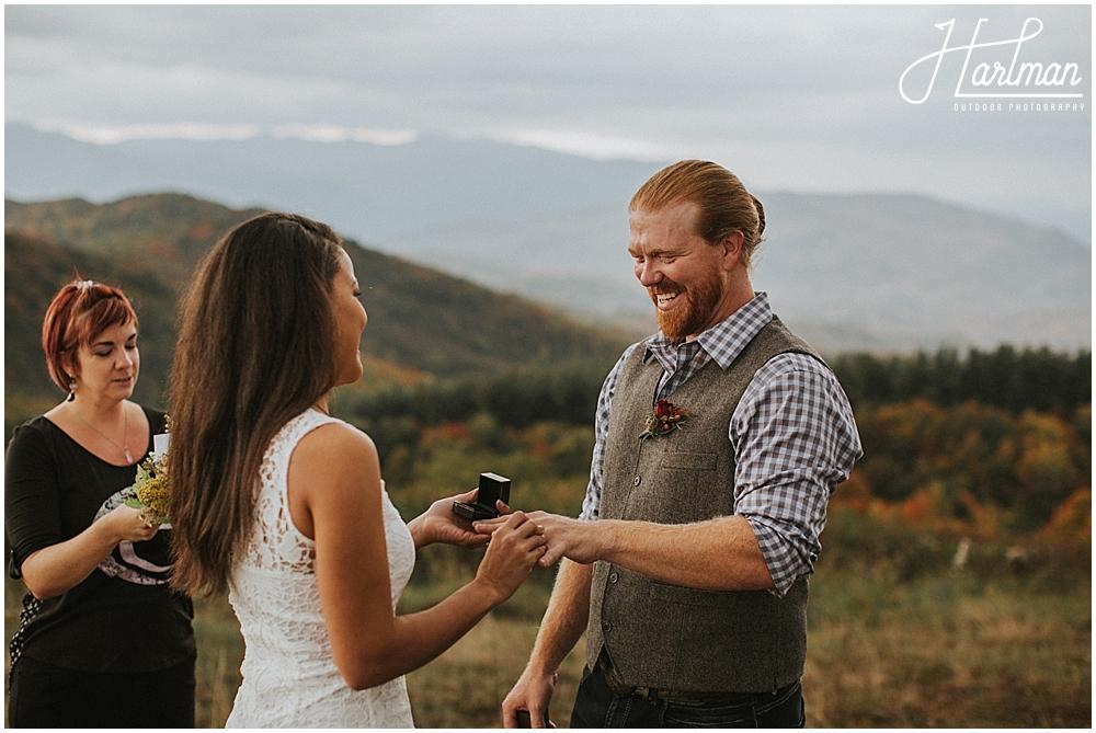 asheville north carolina intimate wedding photographer _0022
