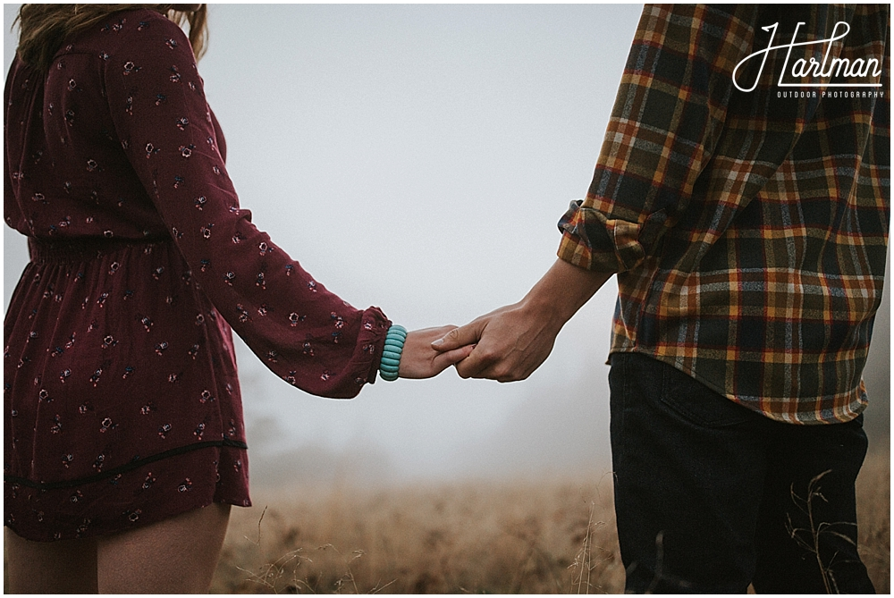 Roan Mountain State Park engagement session _0028